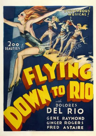 Flying down to Rio - Musical
